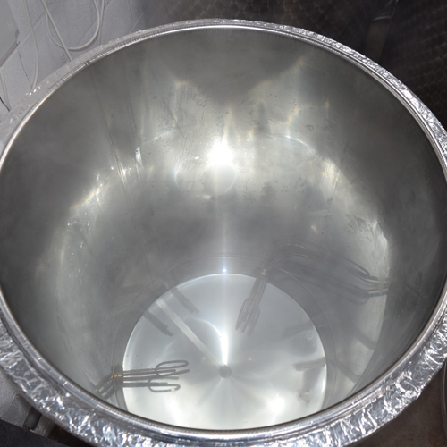 Stainless Steel Brewing Systems - Hot Liquor Tanks