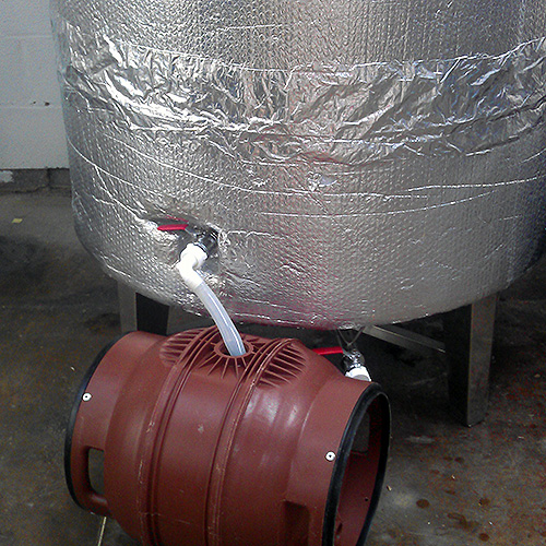 Stainless Steel Tanks for Brewing