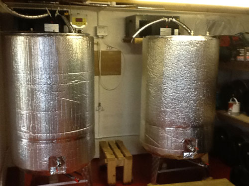 Stainless Steel Tanks and Vessels