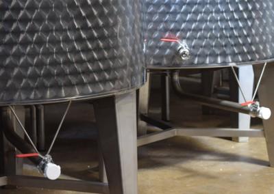 Bespoke Stainless Steel Tanks