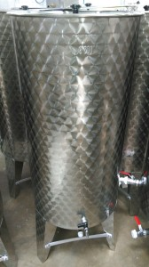 Stainless Steel Fermenters 002