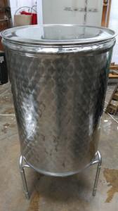 Stainless Steel Fermenters 004