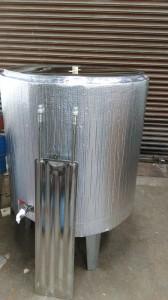 Stainless Steel Fermenters 006