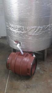 Stainless Steel Fermenters 013