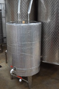 Stainless Steel Fermenters 015