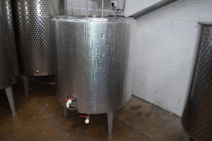 Stainless Steel Fermenters 016