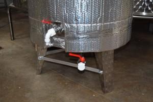 Stainless Steel Fermenters 018