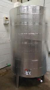 Stainless Steel Fermenters 027