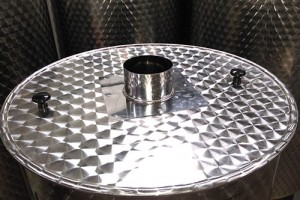 Stainless Steel Kettle Vessels Steam Vent 2