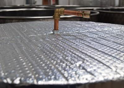 Stainless Steel Mash Turn Tanks 2
