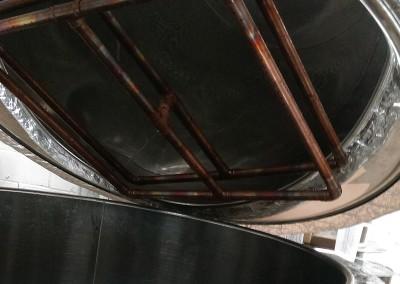 Stainless Steel Mash Turn Tanks 4