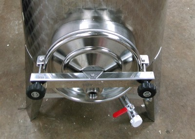 Stainless Steel Mash Turn Tanks