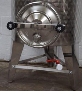 Stainless Steel Mash Turn Tanks 5