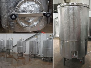 Stainless Steel Tanks And Vessels 2