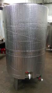 Stainless Steel Vessels 012
