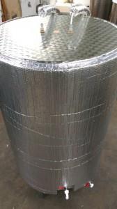 Stainless Steel Vessels 013