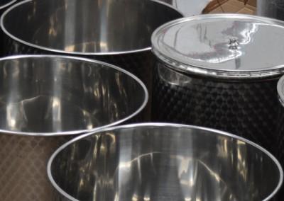 Steel Fermenter