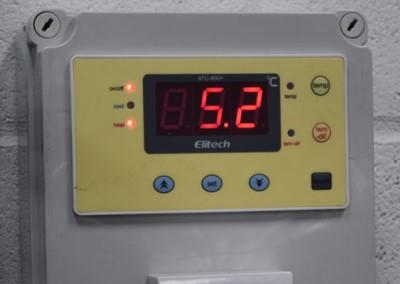 Steel Fermenters Vessel Temperature Control 2