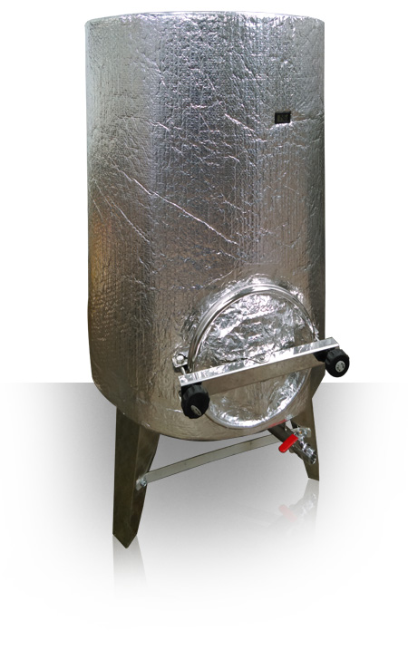 Stainless Steel Mash Tun Tanks