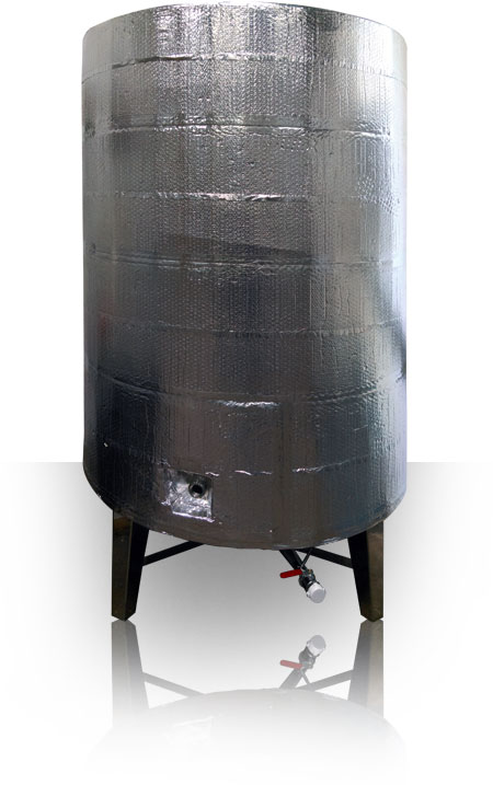 Stainless Steel Fermenting Vessels