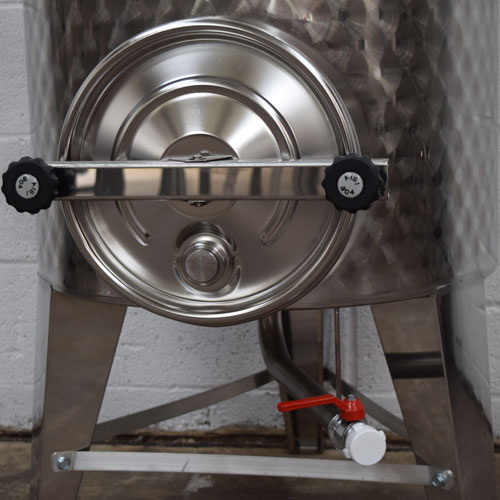 Stainless Steel Brewing Systems - Mash tuns
